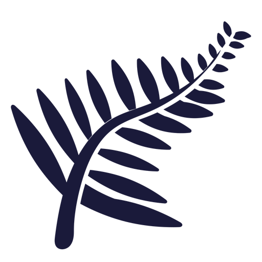 Leaves silhouette branch Transparent PNG