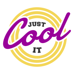 Retro 90s lettering