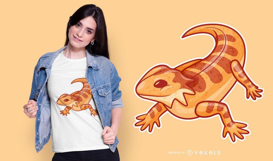 Projeto farpado bonito do t-shirt do dragão