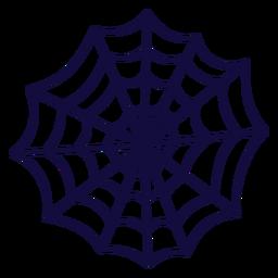Halloween Buchstabe o Schlaganfall