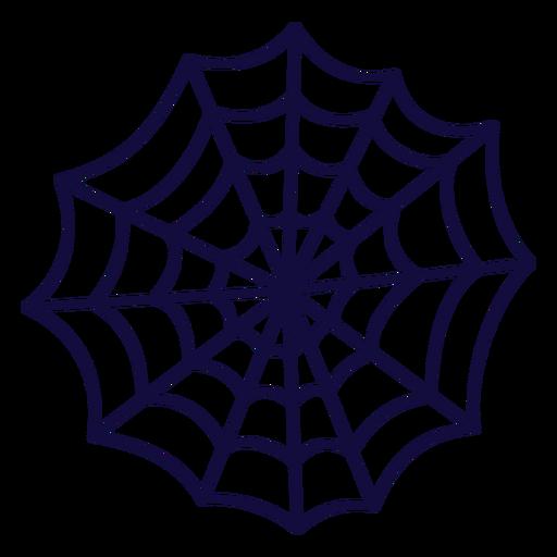 Halloween letter o stroke Transparent PNG