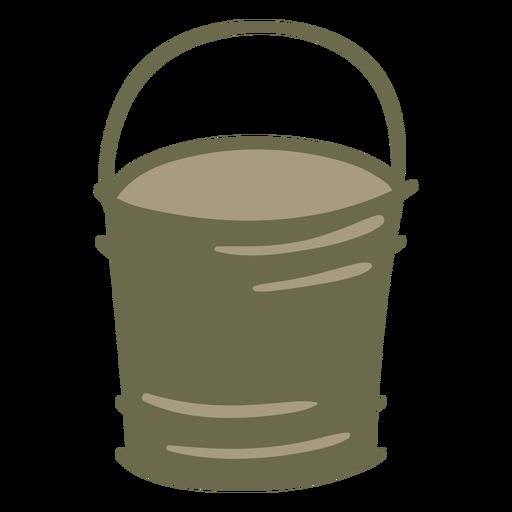 Garden pail green color Transparent PNG