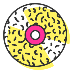 Ícone de disco