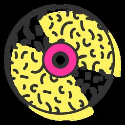 Icono de disco