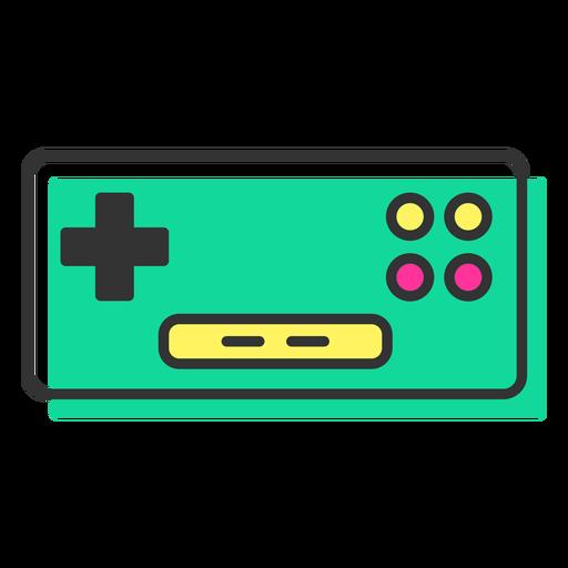 Game controller icon game controller