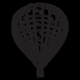 Curso de balão de ar quente