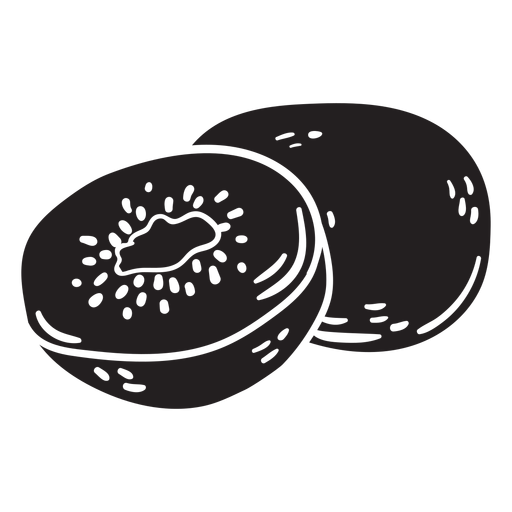 Kiwi negro Transparent PNG