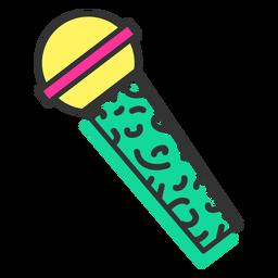 Mikrofon-Symbol Mikrofon