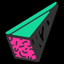 Icono de la pirámide