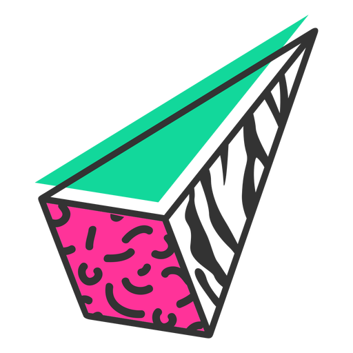 Pyramid icon Transparent PNG