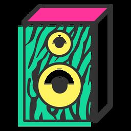 Icono de altavoz altavoz