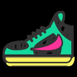 Sportschuhe-Symbol