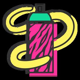 Icono de spray