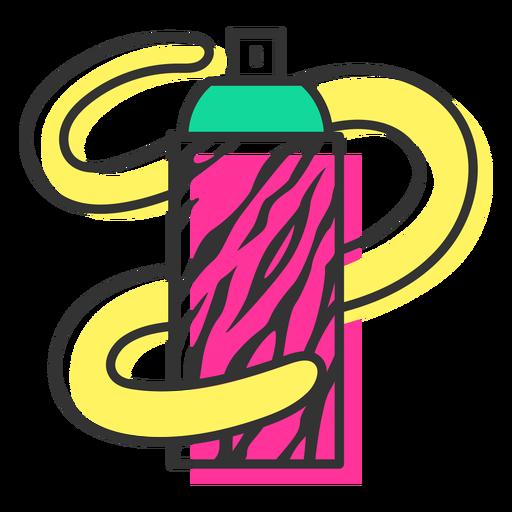 Icono de spray Transparent PNG