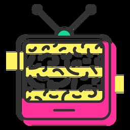 Icono de televisión tele