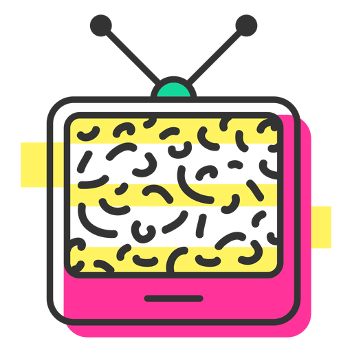 Television icon telly