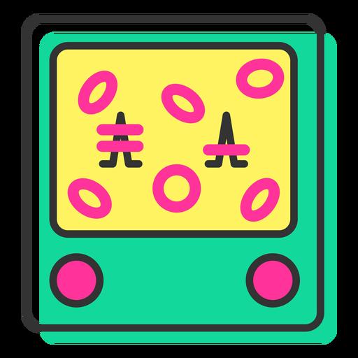 Icono de juego de anillos de agua Transparent PNG