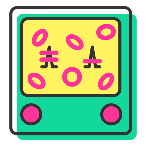 Water rings game icon
