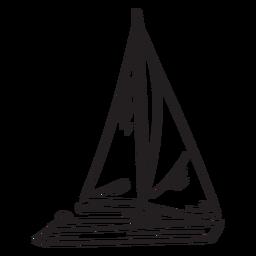 Yacht Schlaganfall