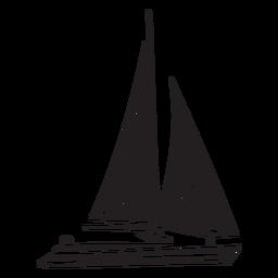 Yate negro