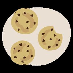 Kekse lecker beißen