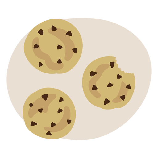 Biscoitos deliciosos Transparent PNG