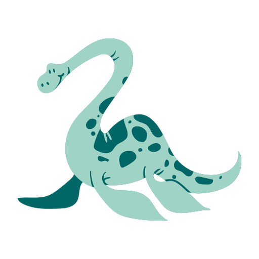 Dinosaur cute smiling Transparent PNG