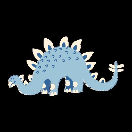 Cabeza de dinosaurio a cuatro patas