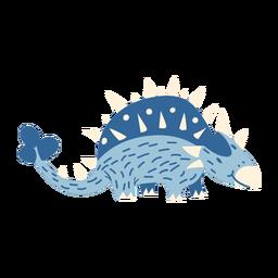Dinossauro de quatro