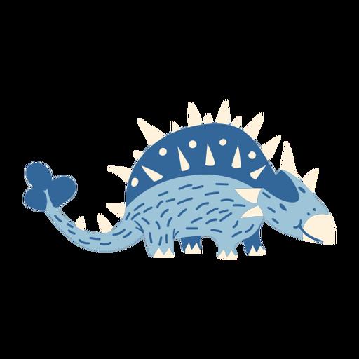 Dinosaurio a cuatro patas