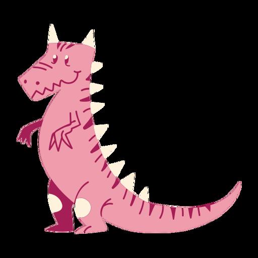 Dinosaur standing cartoon Transparent PNG