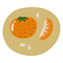 Sweet orange food
