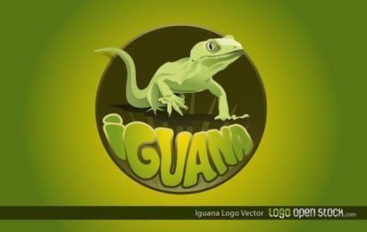 Logo de iguana