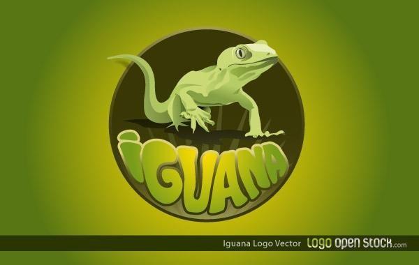 Logotipo da iguana