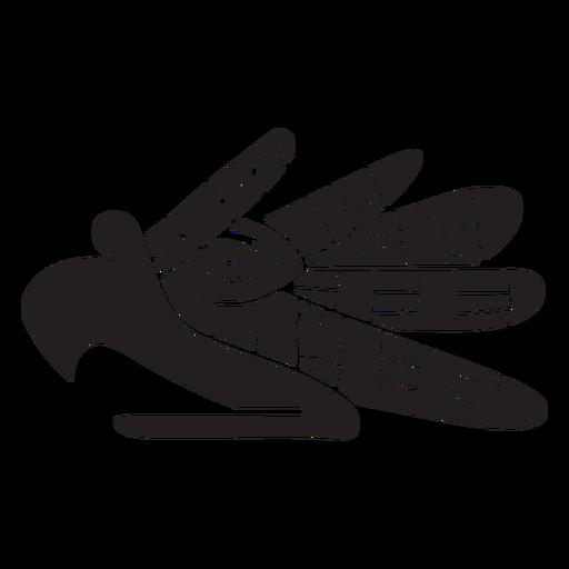 Espiritualismo animal azteca Transparent PNG