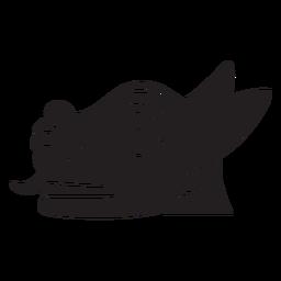 Aztekisches Tiersymbol