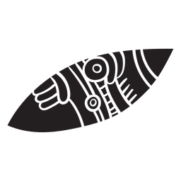 Símbolo da civilização asteca