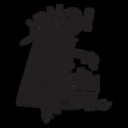 Ilustración de dioses aztecas huitzilopochtli huitzilopochtli
