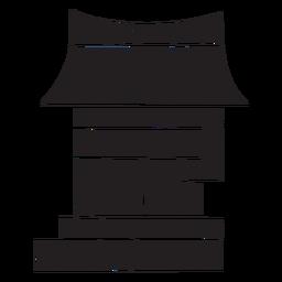 Casa asteca