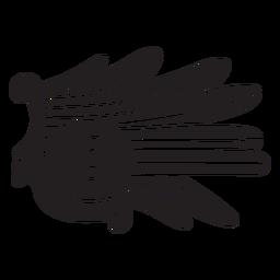 Aztec indian symbolism