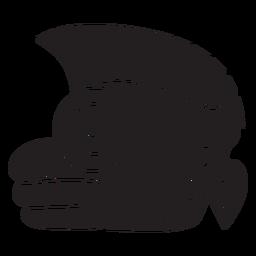 Símbolo indio azteca