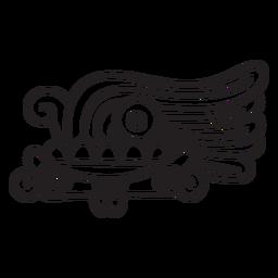 Asteca golpeiam civilizações indianas
