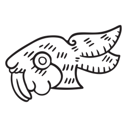 Conejo azteca