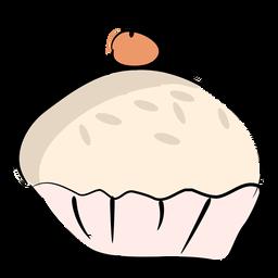Magdalena de panadería