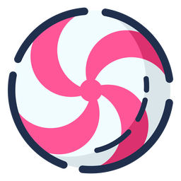 Color candy icon