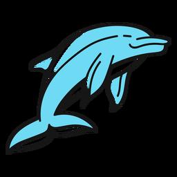 Curso de oldschool de golfinhos