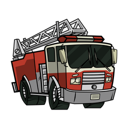 Firetruck illustration