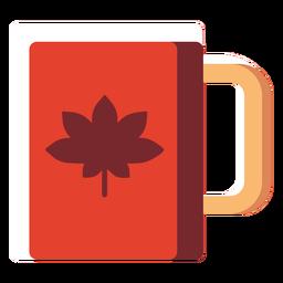 Copa do Canadá ícone plana