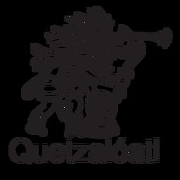 Deus asteca quetzalcoatl