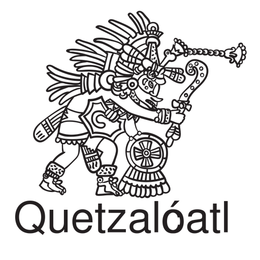 God aztec quetzalcoatl